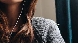 Härligt att lyssna på musik